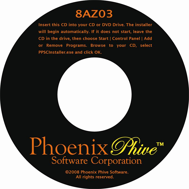 Arizona A1-WP, A1-QRT (2 pages), UC-018 and UC-020 on a CD